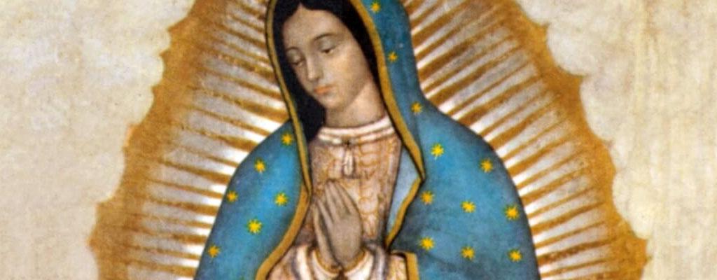 Virgin of Guadalupe celebrated on December 12