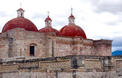 Mitla in Oaxaca