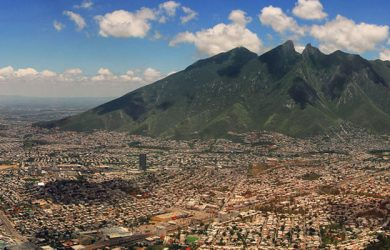 City of Monterrey, Nuevo Leon