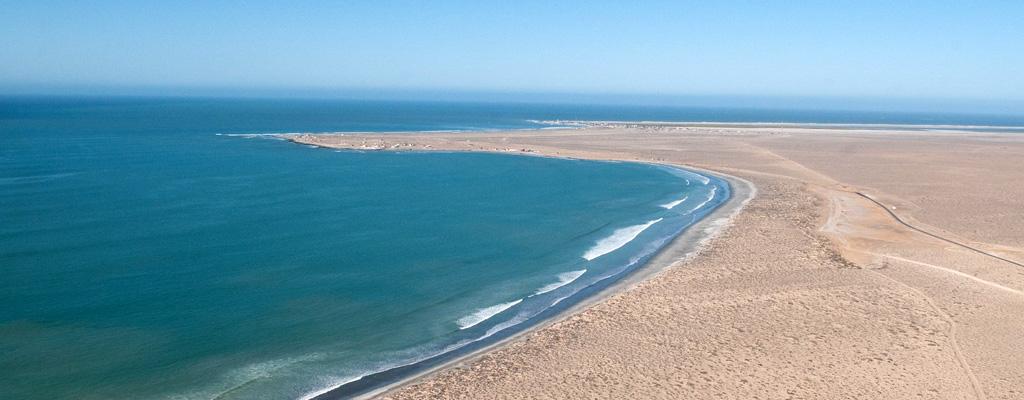 Playa El Coyote in Baja California Sur
