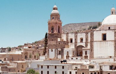 Real de Catorce in San Luis Potosi