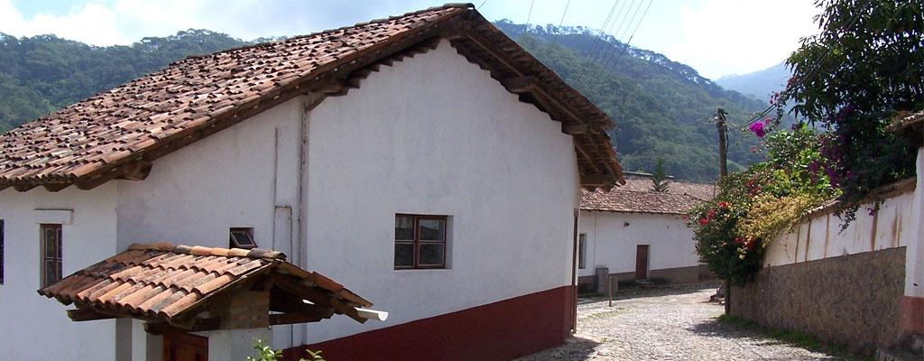 San Sebastián del Oeste in Jalisco