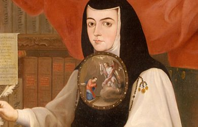 Sor Juana Inés de la Cruz: Biography of 1648-1695
