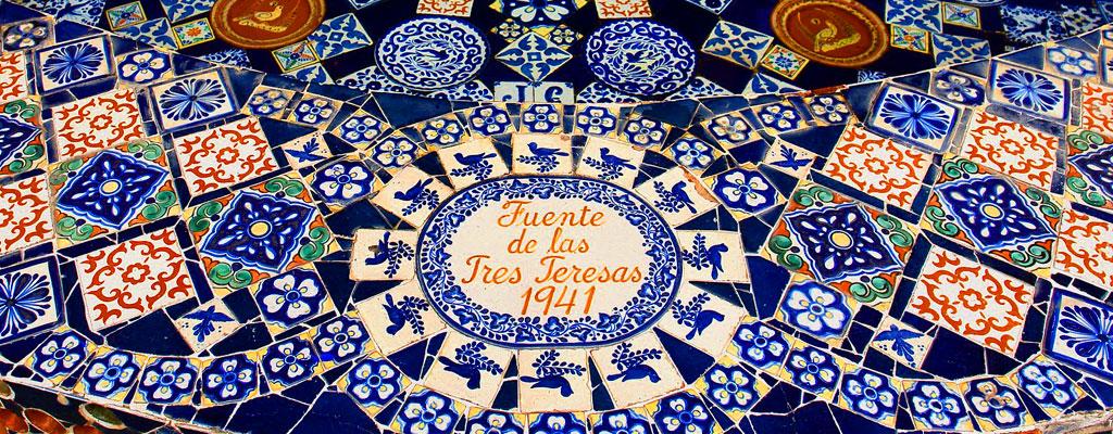 Talavera of Puebla, Mexico